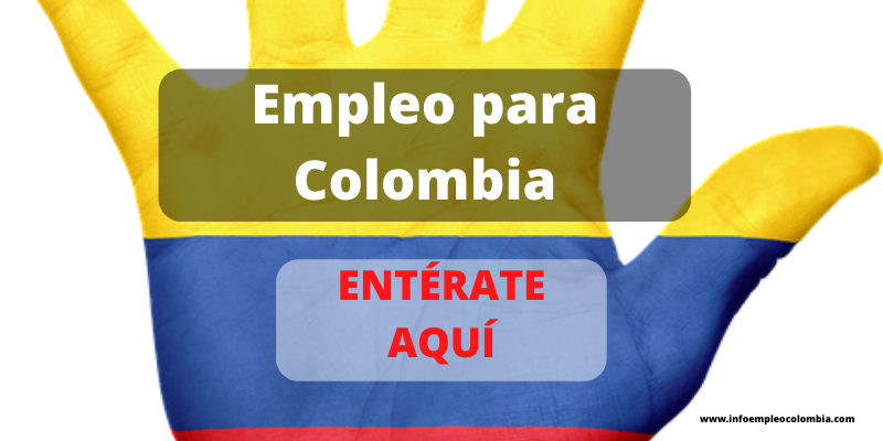 empleo para colombia